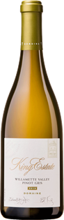King Estate Pinot Gris Domaine 2014 750ml